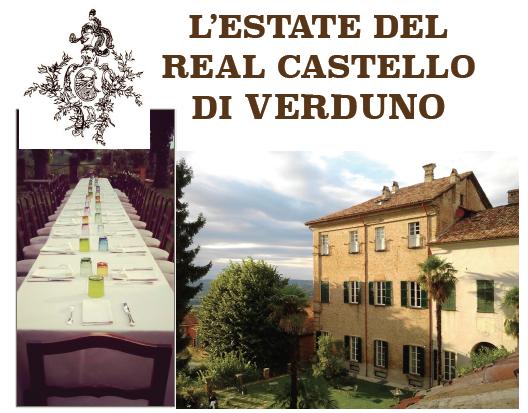 L'estate al Real Castello