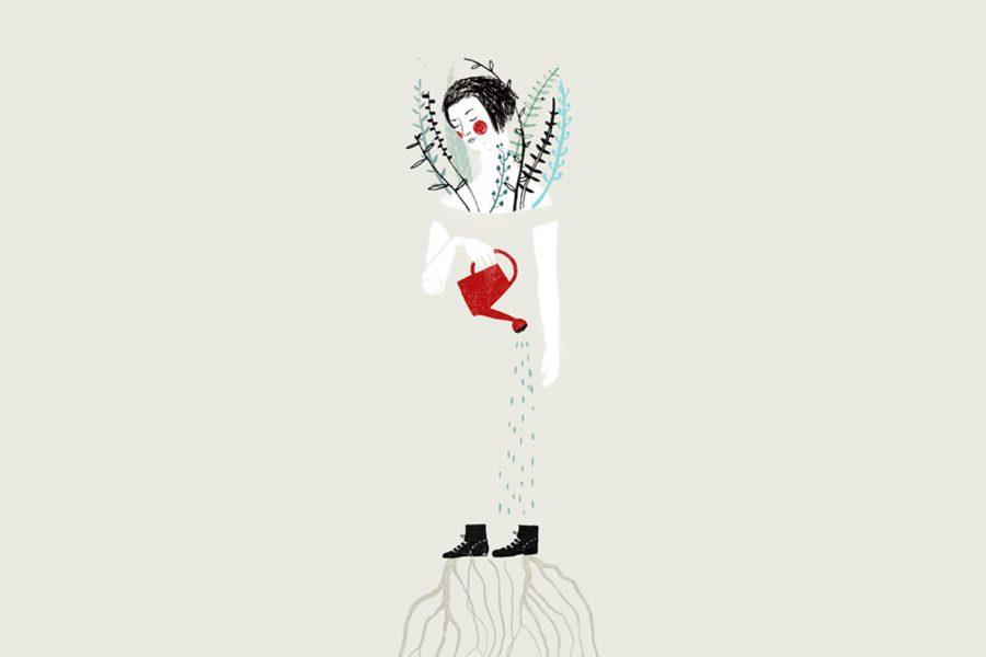 Le illustrazioni di Elisa Talentino